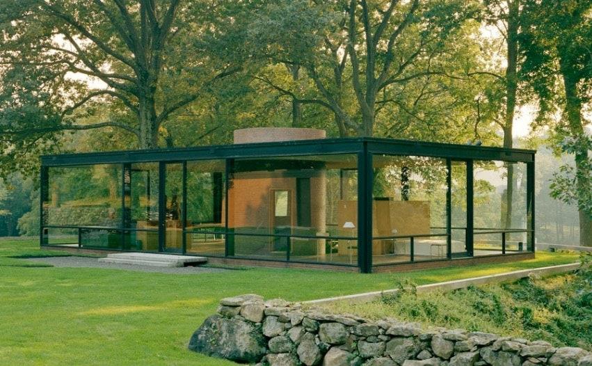 Moderné stavby a interiéry podľa predstáv