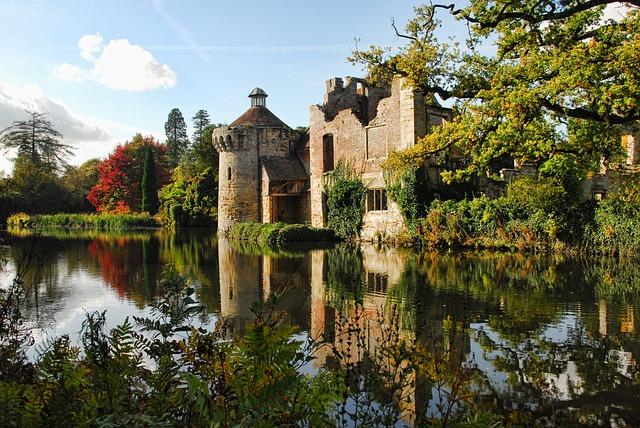 Anglické záhrady – dokonalá krása symetrie a jednoduchosti