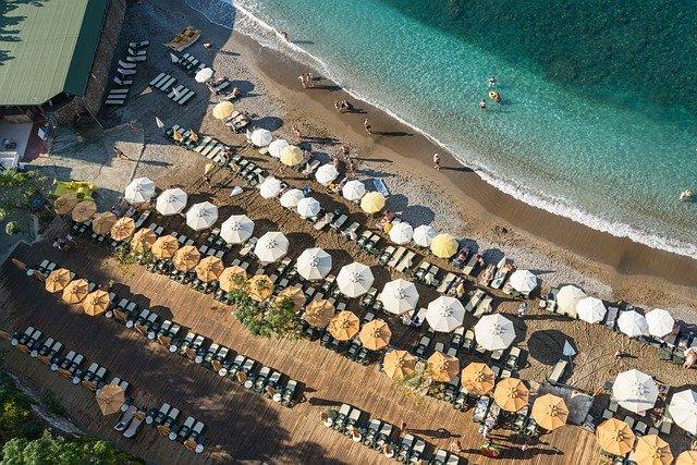 turecko alania beach