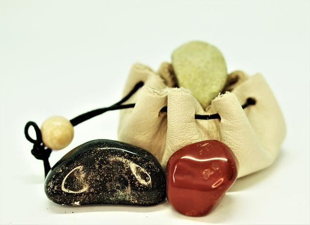 Liečivé kamene, drahokamy a minerály