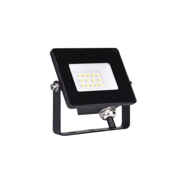 led-reflektor-10w-5500k-cierny